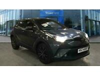 2017 Toyota C-HR 1.2T Excel 5dr-Parking Sensors & Camera,Push button starter,Pri