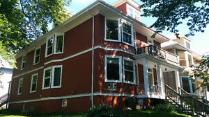 May 1. Steps to Dal. 3-bdrm basement flat $1,500 all in
