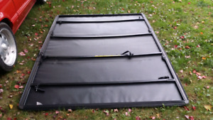 Tonneau cover for 8 ft. Box.