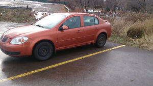 2006 Pontiac Pursuit SE Sedan