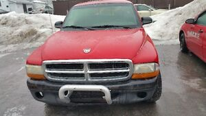 Dodge Dakota $850.00 A QUI LA CHANCE!!!!!!!!!!