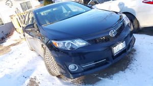 Toyota Camry SE, Fully Loaded, Well Maintained