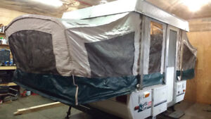 Coleman Tent Trailer -Immaculate condition