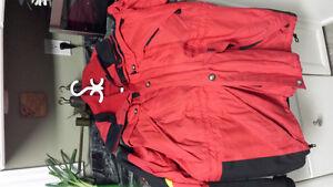 Mint North Face Heli Jacket