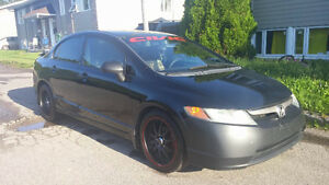 Honda Civic 2007 4500$