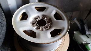 ROUE 17'' 6X135 FORD SILVER West Island Greater Montréal image 1
