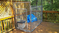 3-sided Dog Run/Fence for Sale - ONLY $99