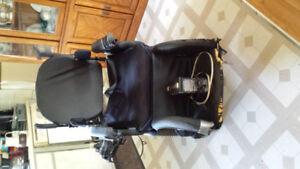 Used power wheelchair