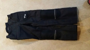 Joe Rocket waterproof pants - Ladies M/L