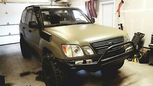 2000 Lexus LX 470 (ONE OF A KIND)