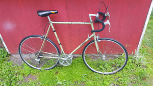 Vintage Raleigh Criterium Road Bike - fully tuned