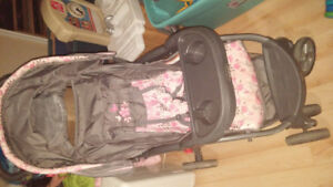 complete baby trend travel system car seat and stroller
