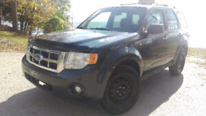 2008 Ford Escape XLT, Certified, Warranty Incuded SUV, Crossover