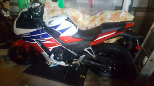 FOR SALE: HONDA CBR300R 2015 ABS - HRC Edition