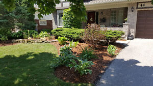 Mulch Delivered and Installed London Ontario image 10