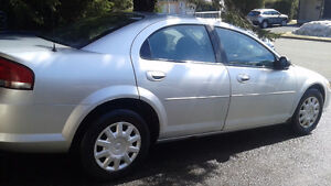 2005 Chrysler Sebring Bas millage Berline