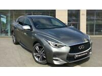 2017 Infiniti Q30 2.2d City Black Edition 5dr DCT [AWD] Diesel Hatchback Auto Ha