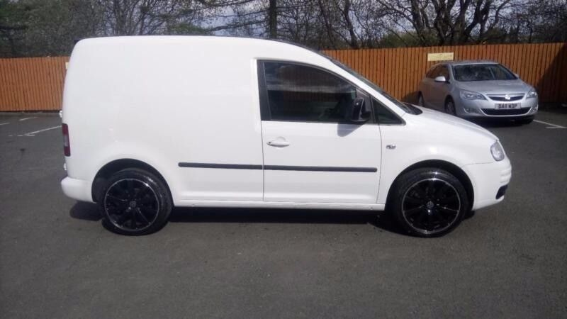 Immaculate VW Caddy 2010 - No VAT. Will consider PX