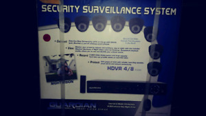 Guardian Security System