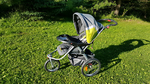 Baby Trends Expedition ELX jogging stroller