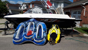 MUST SELL!!! FINAL PRICE  2015 Bayliner Bowrider 135hp!!
