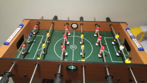 Table soccer baby foot