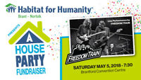 A House Party Fundraiser ~ LIVE MUSIC, Buffet included!