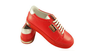 NEW Roberto Botticelli KIDS Boys/Girls Leather Sneaker Shoes