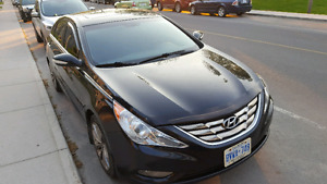 Certified etested fully loaded sonata turbo With navigation