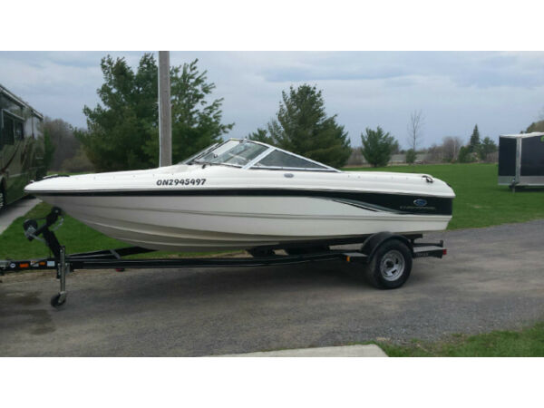 2005 Chaparral 180 SSI