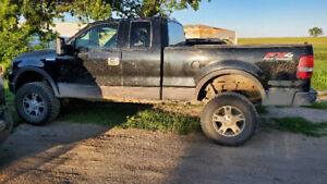 2004 Ford F150 FX4 AS-IS