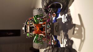 Hpi savage xs with lot of up upgrades !! West Island Greater Montréal image 5