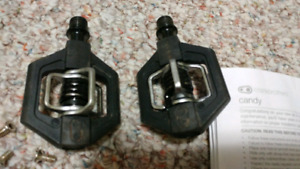 Crank Brothers Candy mountain bike pedals