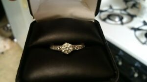 Tiffany & Company Engagement Ring Sarnia Sarnia Area image 1