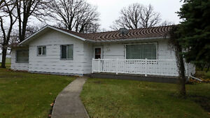 EMERSON-3 bedroom bungalow with no  basement family room