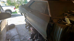 1963 Buick Riveara Project car