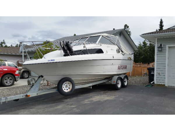 Used 2000 Bayliner 2252 Ciera Express