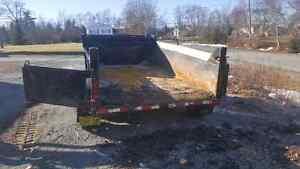 6x10 dump trailer