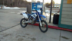 2005 Yamaha WR450 street legal