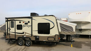 Hybrid Travel Trailer for rent
