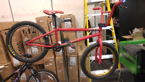 Fitbike trl3 with upgrades