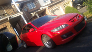 2006 mazdaspeeed 6 (TRADES ONLY)