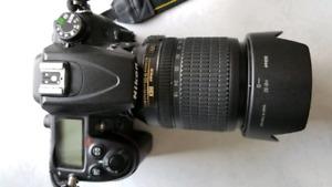 Appareil photo Nikon D 7000 + 18-105 + 70-300 mm