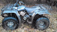1994 yamaha big bear 350 4x4