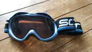 Scott ski and snowboard goggles