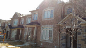 Large Newly Built Three bedroom, 2.5 washroom townhouse For Rent