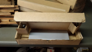 New  and used hydraulic door closers.