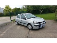 2003 Renault Clio 1.4 very low 37k miles