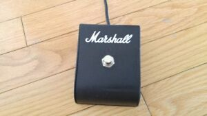 Marshall p801 (Official) footswitch