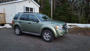 2008 Ford Escape XLT 4x4 V6